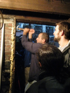 Weatherization Barn-raising Training
